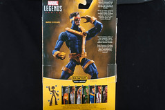 Back of the Box (misterperturbed) Tags: hasbro marvel marvellegends xmen cyclops jimlee