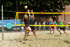 2017-07-15 Beach volleybal marktplein-77