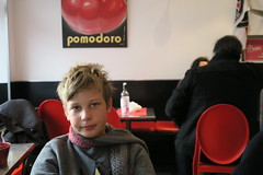 (andrew gallix) Tags: william yeartwelve pizza montmartre