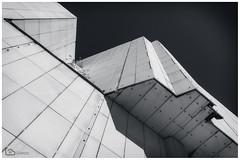 marble facade (alamond) Tags: architecture construction modern building exterior urban futuristic abstract design blackandwhite bw monochrome technology facade canon 7d llens ef 1740 f4 l usm alamond brane zalar ljubljana slovenia