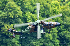 French Army EC665 Tiger HAD attack helicopter (André Bour) Tags: alat helicopter helicopters military tiger had