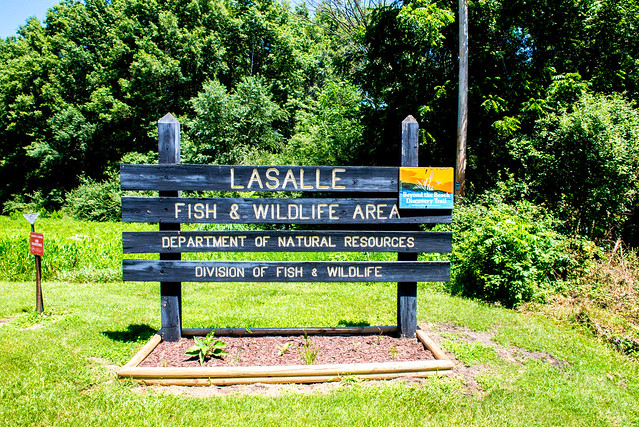 LaSalle Fish & Wildlife Area - July 17, 2017