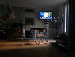 appartement in Paris (EFFER LECEBE) Tags: paris france appartement flat sport usa photography photo israel