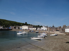 Stonehaven (Ian Robin Jackson) Tags: stonehaven blue scotland water harbour sony zeiss aberdeenshire july summer