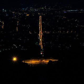 #Kassel bei Nacht