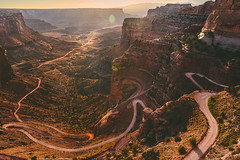 Shafer Canyon Overlook Canyonlands National Park (brianstowell) Tags: canyonlands canyonlandsnationalpark whiterimroad shafercanyon shafercanyonoverlook desert southwest americansouthwest america nature nationalpark nationalparks findyourpark usa sunrise cliffs cliff road 4x4 offroad windingroad brianstowell brianstowellphotography brianstowellphoto brianstowellphotos brianstowellphotographer westcoast portlandphotographer oregonphotographer pacificnorthwestphotographer landscape landscapes landscapephotography landscapephotographer earth earthporn wildsights wildernessculture explore exploring exploration adventure wanderlust livefolk liveauthentic travel travelphotography canon