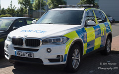 NX65 CWD (Ben Hopson) Tags: cdsou bmw x5 armed response vehicle arv parked outisde base nx65 cwd