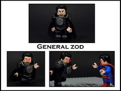 General Zod (MrKjito) Tags: lego minifig super hero comic comics general zod superman krypton villain dc rebirth custom man steel armor