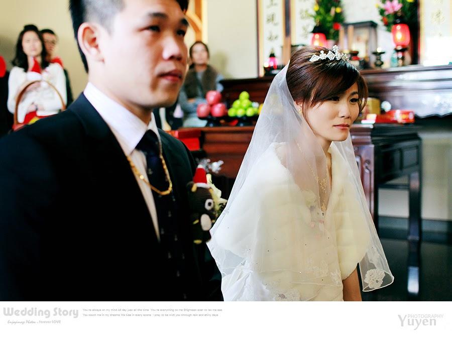 [婚禮紀錄-Yen] 展益&佩芷-結婚