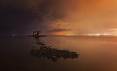 Torre St Joan (Toni_pb) Tags: paisaje nikon nature nikkor1424f28 nightscape night d810 deltebre delta deltadelebro water waterscape warm