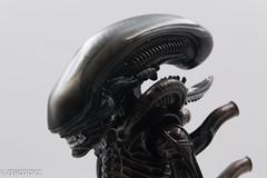 _DSC0969 (ZeroToyz) Tags: alien thedrone エイリアン revoltech 山口式 海洋堂 海洋堂山口式