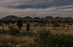 Kata Tujata Sunrise Uluru