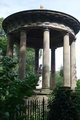 St Bernard's Well (koukat) Tags: scotland edinburgh uk drive water leith walkway river path walk st bernards well