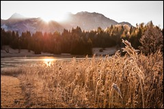 Oh sunny day (BM-Licht) Tags: bavaria bayern d700 deutschland garmisch germany gerold geroldsee nikon see winter