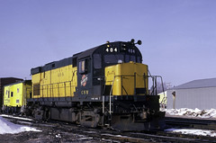These Were Sure Nice (ac1756) Tags: northwestern cnw chicagonorthwestern alco c425 404 powers michigan