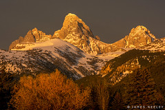 Last Light (James Neeley) Tags: tetons grandtetons mountains tetonvalley idaho wyoming jamesneeley
