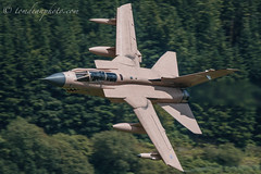 RAF Tornado GR4 25 year Granby special (Tom Dean.) Tags: zg750 aviation nikon tomdean 2017 sunmer 25wing marham valleys machloop wales bluebell storm desert pinky 25years granby marham03 hill