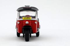 Tuk Tuk (nighteye) Tags: 147 majorette tuktuk taxi thailand