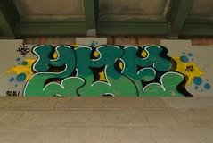 ZOE (TheGraffitiHunters) Tags: graffiti graff spray paint street art colorful highway nj new jersey roadside underpass bridge wall cement zoe