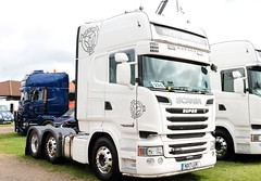 Neil Drury Transport Scania R450 ND17 LEW Newark Truckfest 2017 (davidseall) Tags: neil drury transport scania vabis r450 nd17 lew nd17lew truck lorry tractor unit lgv hgv large heavy goods vehicle truckfest 2017 newark nottinghamshire uk gb british