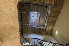 Somerset House Stamp Stairs