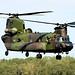 CH-147F Chinook - RIAT 2017