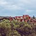 Apache Fire House Red Rocks