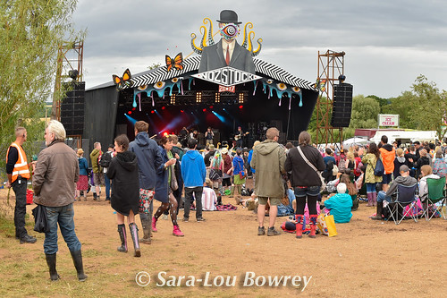 CW Jones at Nozstock 2017