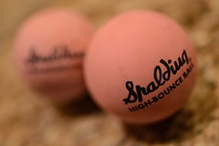 Punch Balls (brev99) Tags: d610 tamron35f18vc balls spalding shallowdof bokeh blur