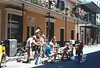 Roll Film Week Day 1 - Music in the Streets (dreamscapesxx) Tags: olympusxa1 fujisuperia400 pointandshoot rollfilm analog 35mm roadtrip streetmusicians rollfilmweek day1 neworleansla
