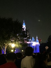 "Cinderella Castle Before Fireworks at Disneyland • <a style=""font-size:0.8em;"" href=""http://www.flickr.com/photos/109120354@N07/35985774165/"" target=""_blank"">View on Flickr</a>"