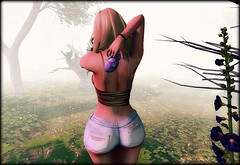 Anything worth having is worth fighting for. (Yuna.Styles) Tags: blueberry dbposes truthhairsl breakout fighter