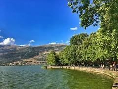 Lake Pamvotida, Ioannina (KC Vrn) Tags: mountains lake ioannina summer hellas greece epirus ελλαδα ηπειροσ παμβωτιδα λιμνη ιωαννινα