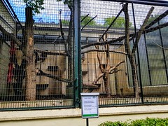Zoo Wuppertal: Empty Cages (hhschueller) Tags: wuppertal zoo nrw germany duitsland deutschland