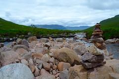 Torridon (heathernewman) Tags: torridon water sculpture scotland uk stream mountains lochtorridon green highlands rocks nature landscape outdoor