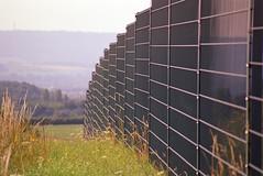 The Border (s.lang534) Tags: landschaft landscape minoltadynax600si analog minoltarokkorf353570 kodakektar selfdeveloped