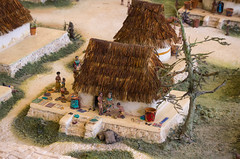 Laying Out the Wares (Jerry Bowley) Tags: rivieramaya xelha model ecopark tulum diorama allinclusive