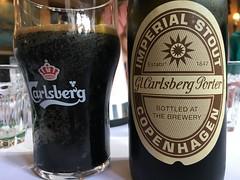Cafe Nytorv (mhaithaca) Tags: copenhagen denmark travel cafenytorv restaurantbeer beer restaurant carlsberg imperialstout glcarlsbergporter