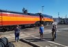 SP 4449, Bend, OR (ovondrak) Tags: sp4449 steam locomotive oregon bend southernpacific bnsf