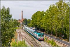20-07-17 Trenitalia D445 1122 + rijtuigen, Granaiolo (Julian de Bondt) Tags: trenitalia d445 granaiolo fs ferrovie dello stato
