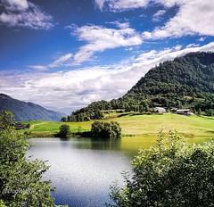 Ups and downs (evakongshavn) Tags: landscapephotography beautyinnature naturelovers naturaleza naturbilder naturphotography landschaft landscape landskap lake