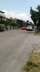 BredaMenarinibus 321 n.4509 MOM (klanquen) Tags: bredamenarinibus 321 bredamenarinibus321 mom mobilitàdimarca treviso sasabolzano 1997 90sbus orangebus italianbus italy italia autobusitaliano italie italien italienisch bus autobus