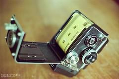 Upload ([M!chael]) Tags: nikon f3hp nikkor 5014 ai kodak 250d 5207 film manual moviefilm motionpicturemoviefilm taiwan 120