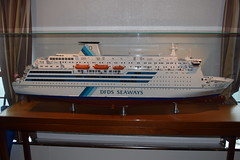 King of Scandinavia  DFDS Seaways (highlandreiver) Tags: kingseaways king scandinavia ship ferry model dfds brittany ferries val dloire tt line