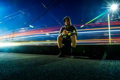 Sleepless Night (mlee_s) Tags: seattle night photography downtown city urban longexposure pnw washington westcoast blur traffic portrait nikon tokina nikonphotography seattlephotography