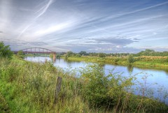 Riverland (blavandmaster) Tags: 36millionss perfect sky 6d kleuren hemel vand wolken 36000000 nrw landscape zonsondergang colours harmonic river beautiful countryside lumière sonnenuntergang ostwestfalen wasser photomatix weser mighty eastwestphalia summer 2017 canon handheld hdr est ciel juillet paysage tyskland westfalen nuages zomer water interesting juli sommer awesome processing eau light rivière germany allemagne christiankortum landschaft westphalie duitsland clicks himmel july deutschland clouds sunset lovely coucherdesoleil eté complete happy eos6d minden