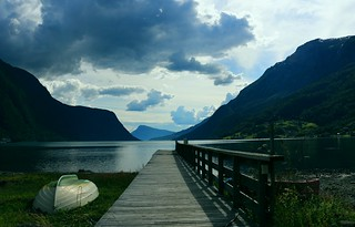 Lustrafjorden - Norway
