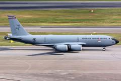 Republic of Singapore Air Force   Boeing KC-135R   752   Singapore Changi (Dennis HKG) Tags: singapore airforce rsaf boeing 707 kc135 boeing707 kc135r k35r tanker aircraft airplane airport plane planespotting changi wsss sin 752 canon 7d 100400