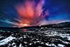 Color Explosion (Valter Patrial) Tags: explosão cores nuvem neve viagem aventura noruega luzes norte ártico explosion colors cloud snow travel adventure norway lights north arctic landscapes