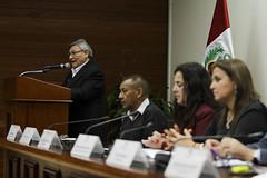 "Ministra inauguró ""V Congreso de la Coordinadora Nacional de Afectados por la Violencia Política"" • <a style=""font-size:0.8em;"" href=""http://www.flickr.com/photos/156664909@N08/35048130784/"" target=""_blank"">View on Flickr</a>"